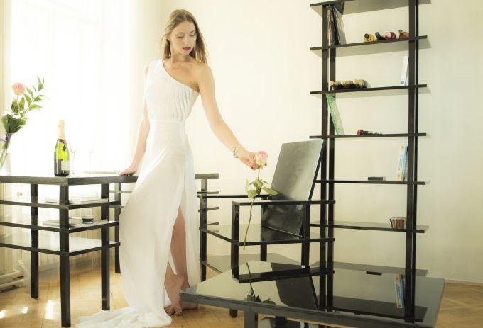 Minimalistisch interieur met design meubels op maat!