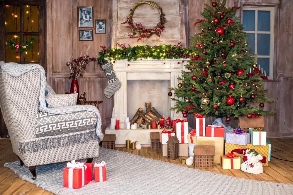 Interieur Ideeen Voor Kerst.Kerst Trends Tips Voor Het Interieur Muurdecoratie Interieur