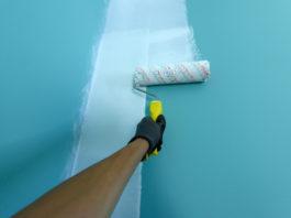 muur zelf schilderen